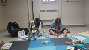 mom and baby class